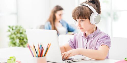 Cursuri de limba engleza in format online pentru copii